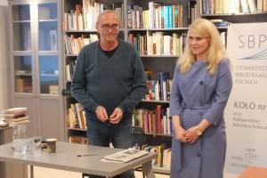 Michał Ogórek i Anna Nowak