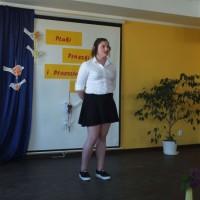 10.05.2016 Turniej Recytatorski - eliminacje powiatowe