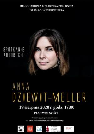 Anna Dziewit-Meller i Konstanty Usenko
