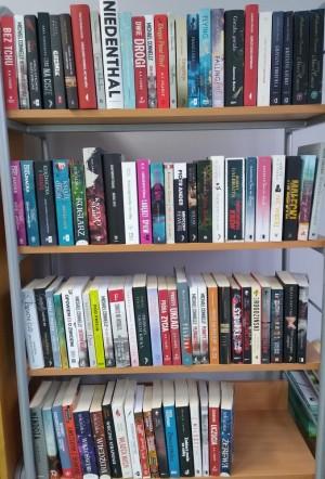 Nowe książki. Kolejna porcja
