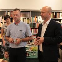 """29.06.2016 Otwarcie wystawy """"Białogard na starych kartach"""""""