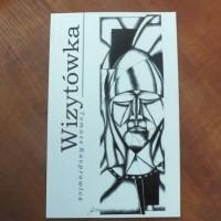 """""""Wizytówka"""" - premiera tomu poetyckiego. Wieczór autorski Tomasza Kacprowicza"""