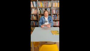 Bibliotekarze czytają dzieciom (5 i 6) - Tydzień Bibliotek 2021
